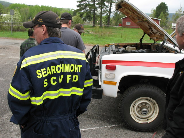 Searchmont Volunteer